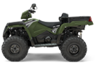 SPECIAL EDITION Sportsman X2 570 EPS