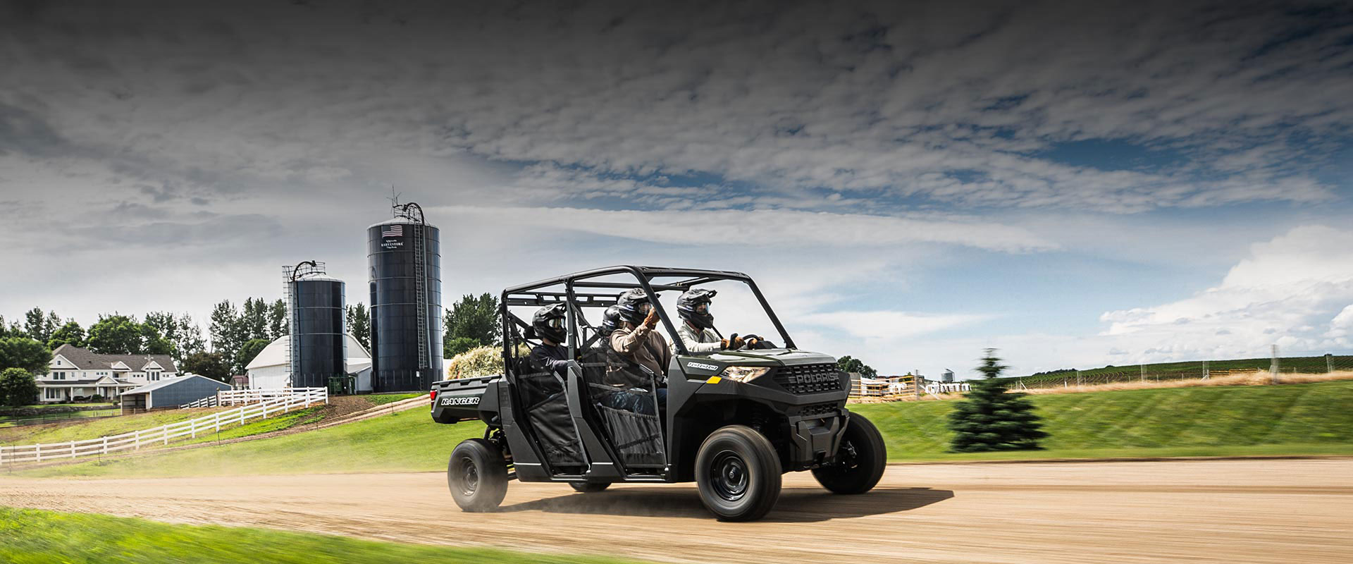 THE NEXT GENERATION OF THE WORLD'S BEST SELLING UTV
