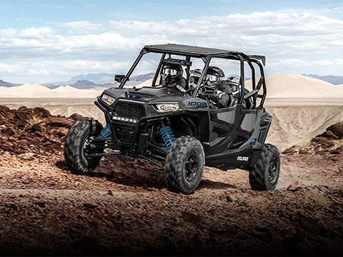 THE ALPHA TRAIL 4-SEATER