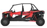 MULTI-PASSENGER Rzr XP® 4 Turbo EPS