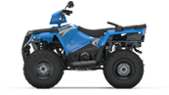 UTILITY Sportsman® 570 EPS Tractor