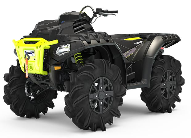 Sportsman High Lifter Edition