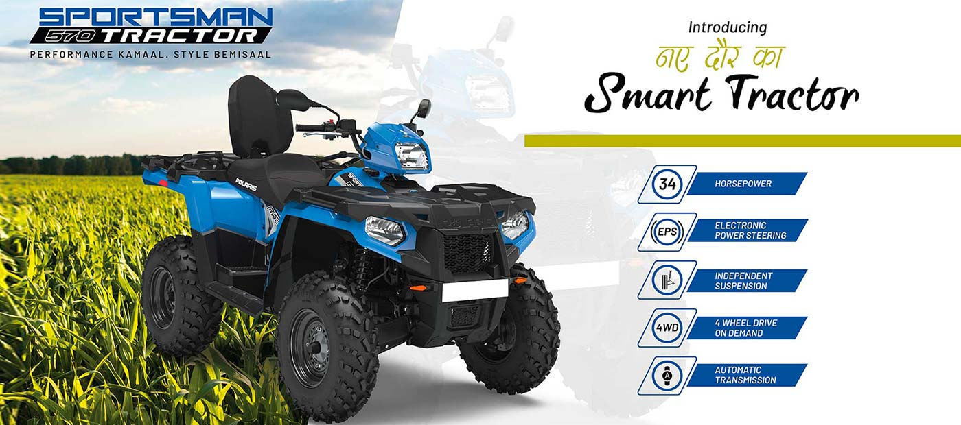 Polaris Sportsman 570 EPS Tractor 2016 Both Rear Wheel Bearings